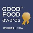 good food awards winner 2016